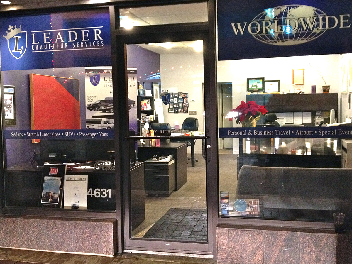 LEADER's First Office on the Country Club Plaza